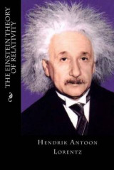 Omslag - The Einstein Theory of Relativity
