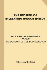 Omslag - The Problem of Increasing Human Energy