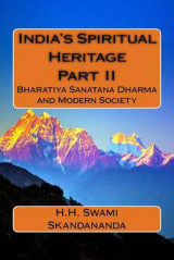 Omslag - India's Spiritual Heritage Part II
