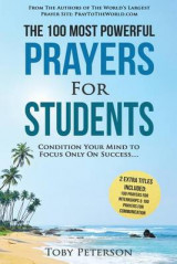 Omslag - Prayer the 100 Most Powerful Prayers for Students 2 Amazing Bonus Books to Pray for Internships & Communication