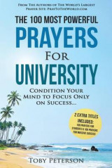 Omslag - Prayer the 100 Most Powerful Prayers for University 2 Amazing Bonus Books to Pray for Students & Success