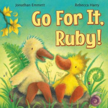 Go for It, Ruby! av Jonathan Emmett (Heftet)