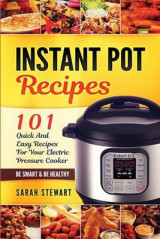 Omslag - Instant Pot Recipes