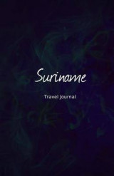Omslag - Suriname Travel Journal