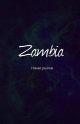 Omslag - Zambia Travel Journal