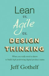 Omslag - Lean Vs Agile Vs Design Thinking