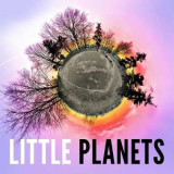 Omslag - Little Planets