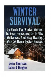Winter Survival av John Harrison og Edvard Bingley (Heftet)