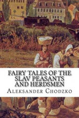 Omslag - Fairy Tales of the Slav Peasants and Herdsmen
