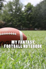 Omslag - My Fantasy Football Notebook