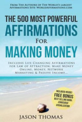 Omslag - Affirmation - The 500 Most Powerful Affirmations for Making Money