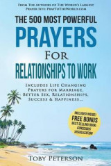 Omslag - Prayer - The 500 Most Powerful Prayers for Relationships to Work