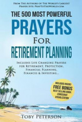 Omslag - Prayer - The 500 Most Powerful Prayers for Retirement Planning