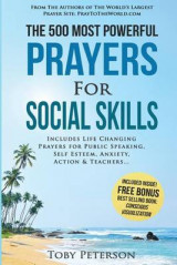 Omslag - Prayer - The 500 Most Powerful Prayers for Social Skills