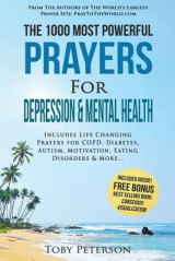 Omslag - Prayer - The 1000 Most Powerful Prayers for Depression & Mental Health