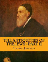 Omslag - The Antiquities of the Jews - Part II