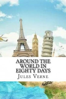 Around the World in Eighty Days (English Edition) av Jules Verne (Heftet)