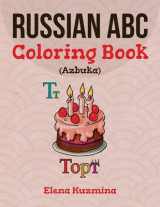 Omslag - Russian ABC Coloring Book (Azbuka)