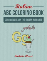 Omslag - Italian ABC Coloring Book