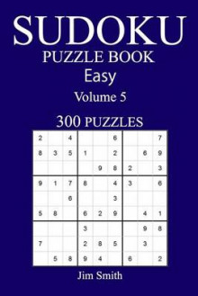 300 Easy Sudoku Puzzle Book av Jim Smith (Heftet)