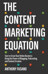 Omslag - The Content Marketing Equation