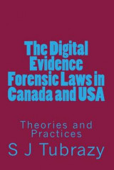 Omslag - The Digital Evidence Forensic Laws in Canada and USA