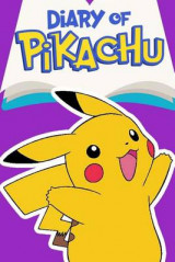 Omslag - Diary of Pikachu Book 3