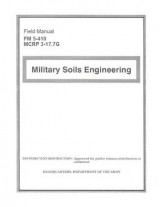 Omslag - Field Manual FM 5-410 McRp 3-17.7g Military Soils Engineering