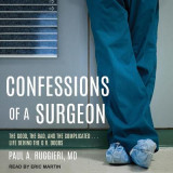 Omslag - Confessions of a Surgeon