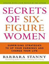 Omslag - Secrets of Six-Figure Women
