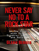 Omslag - Never Say No to a Rock Star