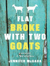 Omslag - Flat Broke with Two Goats