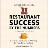 Omslag - Restaurant Success by the Numbers, Second Edition