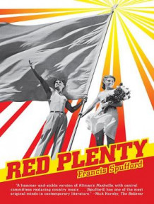 Red Plenty av Francis Spufford (Lydbok-CD)