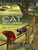 Omslag - The Black Cat Knocks on Wood