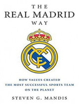 Omslag - The Real Madrid Way