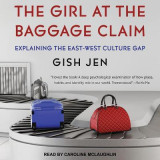 Omslag - The Girl at the Baggage Claim