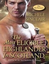 Omslag - The Most Eligible Highlander in Scotland