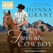 My Favorite Cowboy av Donna Grant (Lydbok-CD)