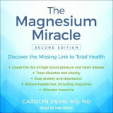Omslag - The Magnesium Miracle (Second Edition)