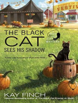 Omslag - The Black Cat Sees His Shadow