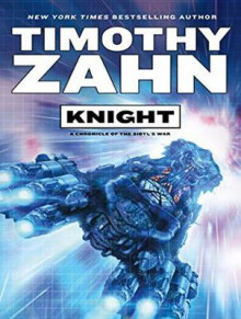 Knight av Timothy Zahn (Lydbok-CD)