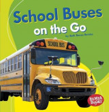 Omslag - School Buses on the Go