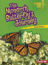 Omslag - The Monarch Butterfly's Journey