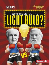 Omslag - Who Invented the Light Bulb?