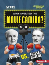 Omslag - Who Invented the Movie Camera?