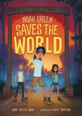Omslag - Noah Green Saves the World