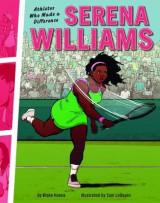 Omslag - Serena Williams