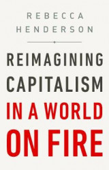 Omslag - Reimagining Capitalism in a World on Fire