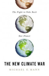 Omslag - The New Climate War